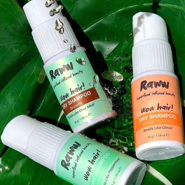 RAWW Dry Shampoo | WholeLife Pharmacy & Healthfoods