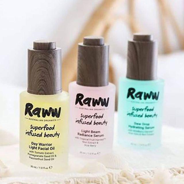 Raww Serums | WholeLife Pharmacy & Healthfoods