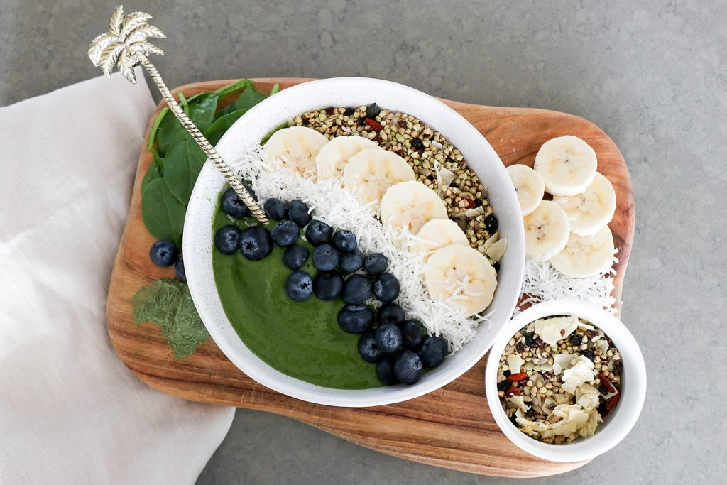 Green Smoothie Bowl | WholeLife Pharmacy & Healthfoods