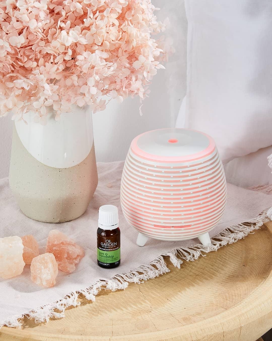 Oil Garden From the Heart Gift Set | WholeLife Pharmacy & Healthfoods